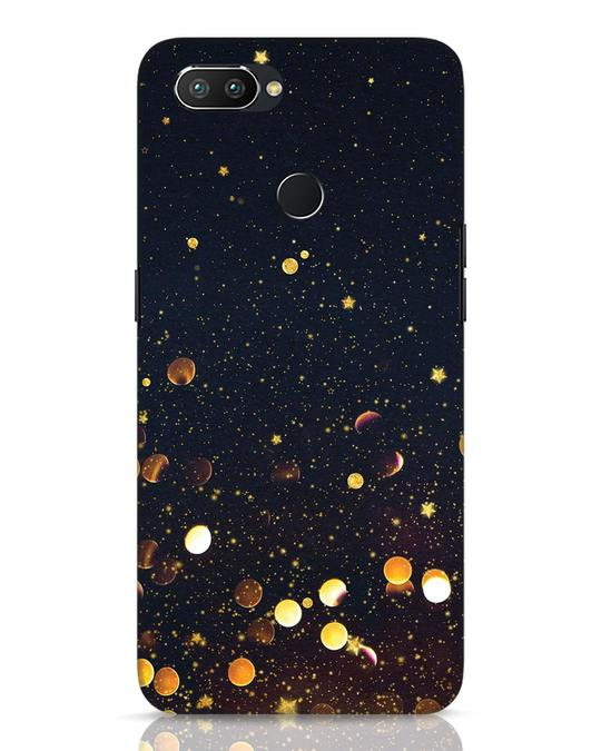 Shop Sequins Realme 2 Pro Mobile Cover-Front