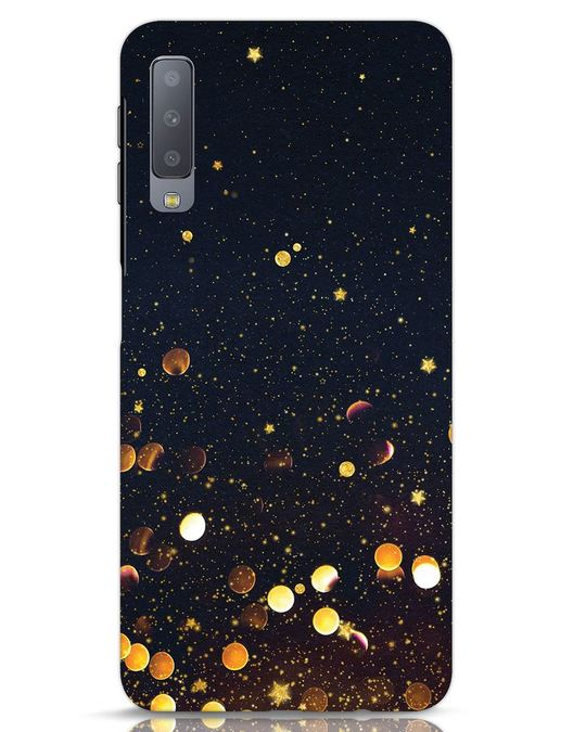 Shop Sequins Samsung Galaxy A7 Mobile Cover-Front