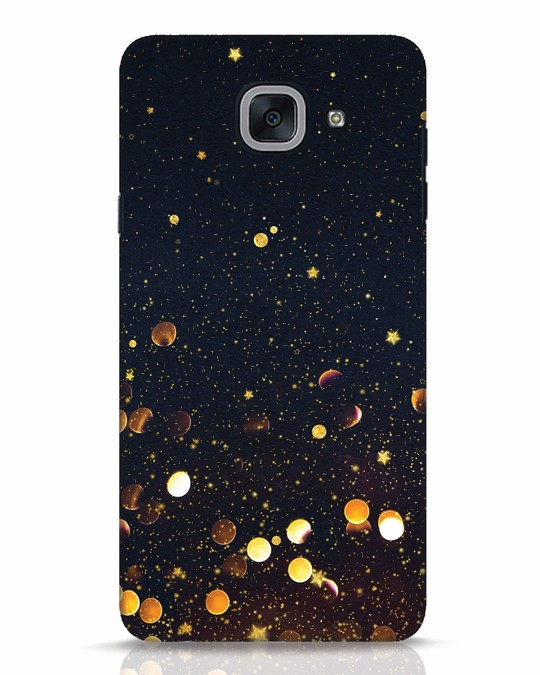 Shop Sequins Samsung Galaxy J7 Max Mobile Cover-Front