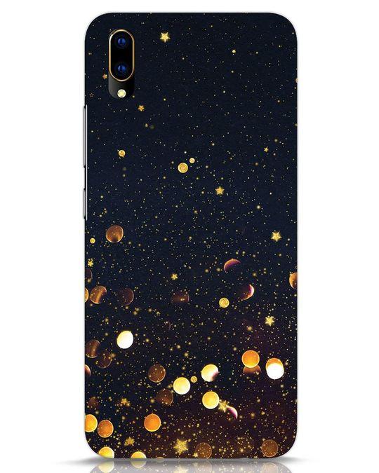 Shop Sequins Vivo V11 Pro Mobile Cover-Front