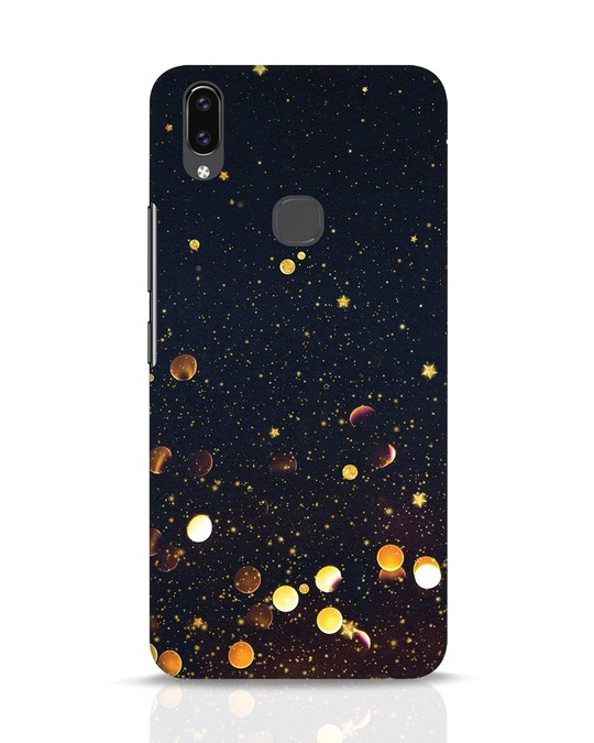 Shop Sequins Vivo V9 Mobile Cover-Front