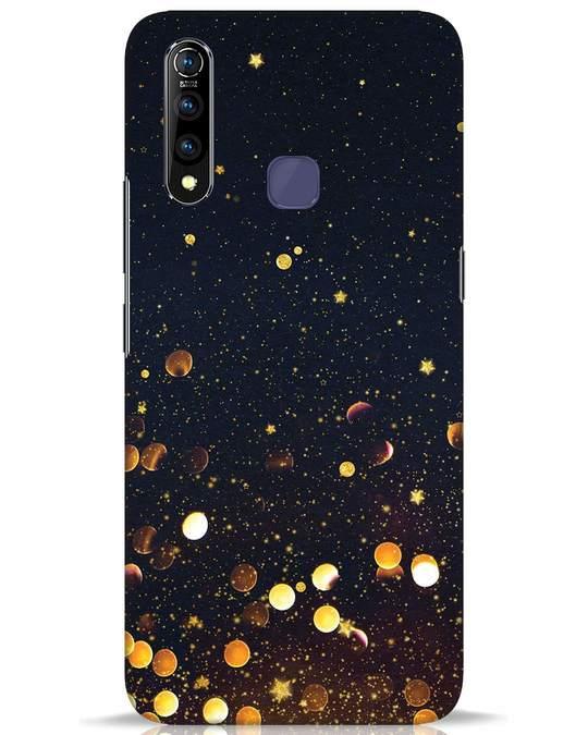Shop Sequins Vivo Z1 Pro Mobile Cover-Front