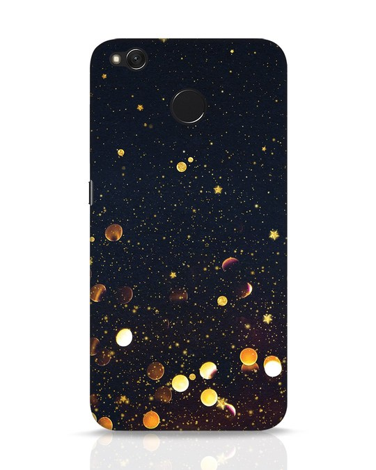 Shop Sequins Xiaomi Redmi 4 Mobile Cover-Front