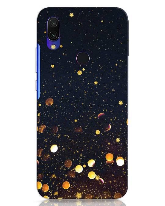 Shop Sequins Xiaomi Redmi Y3 Mobile Cover-Front