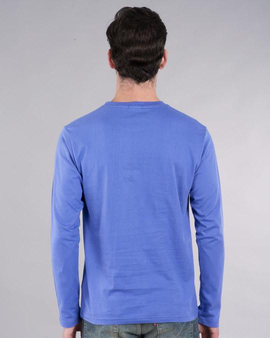 Shop Serious Ho Ke Kya Mila? Full Sleeve T-Shirt-Back