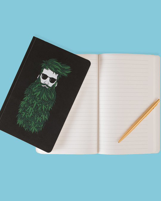Shop Set of 2: Talli Boy & High Beard A5 Notebooks-Full