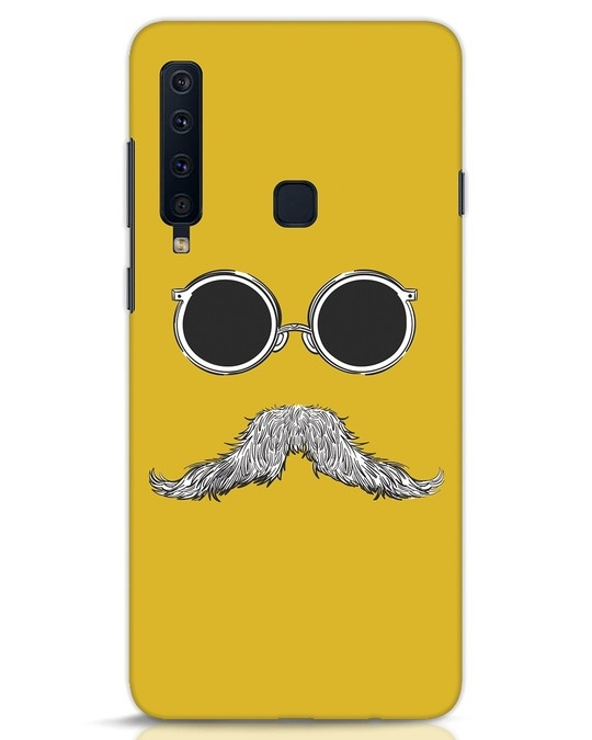 Shop Shady Moustache Samsung Galaxy A9 2018 Mobile Cover-Front