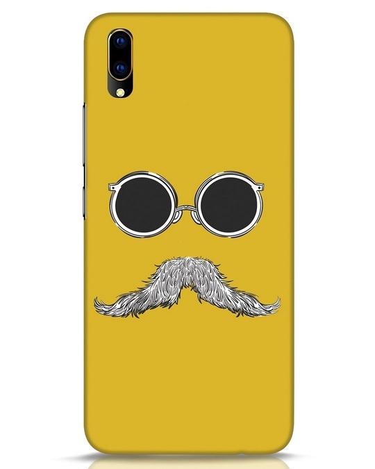 Shop Shady Moustache Vivo V11 Pro Mobile Cover-Front