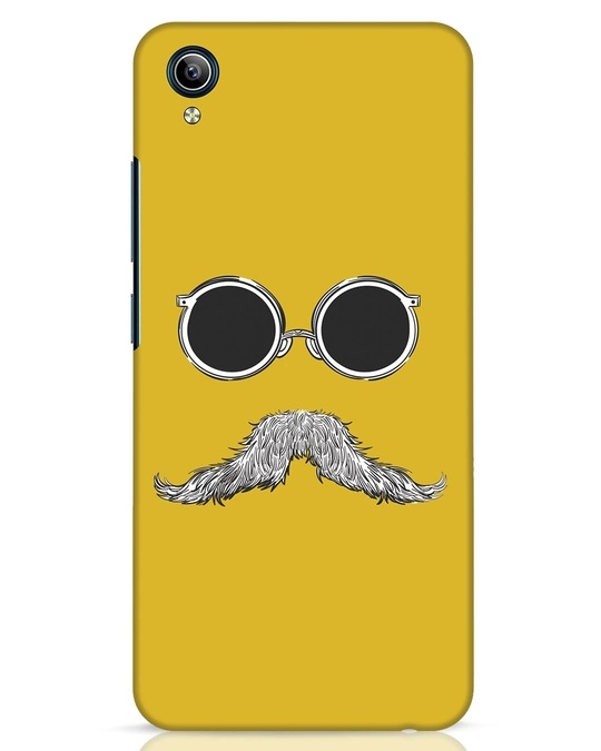Shop Shady Moustache Vivo Y91i Mobile Cover-Front