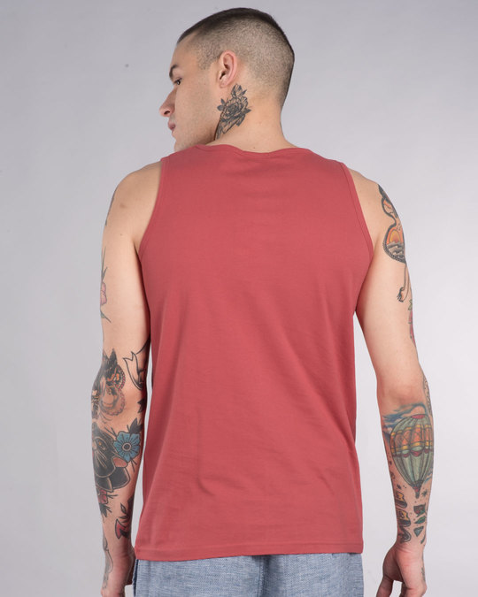Shop Shaitan Ka Saala Vest-Back