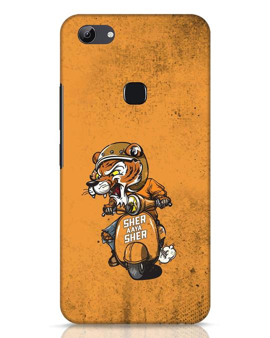 Shop Sher Aaya Sher Vivo Y83 Mobile Cover-Front