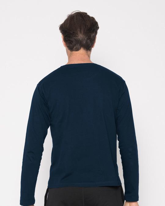 Shop Shit Done Typo Full Sleeve T-Shirt-Full