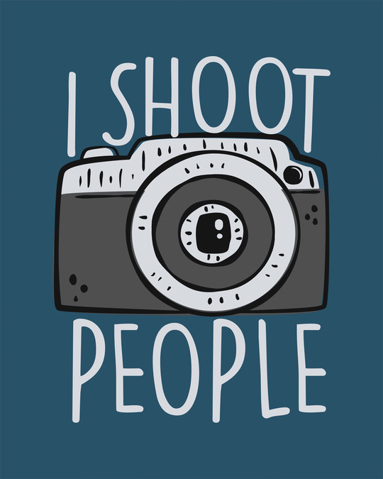 Shop Shoot People Boyfriend T-Shirt
