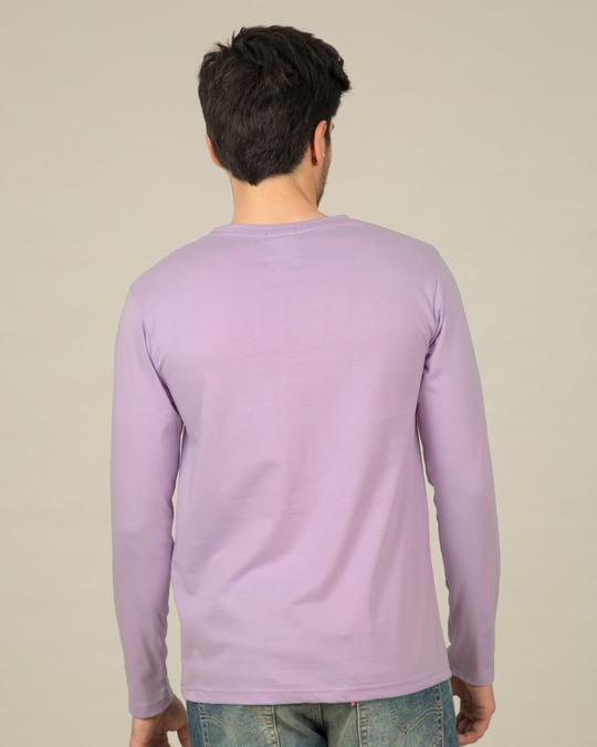 Shop Shudh Desi Ladka Full Sleeve T-Shirt-Back