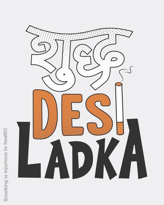 Shop Shudh Desi Ladka Vest-Full