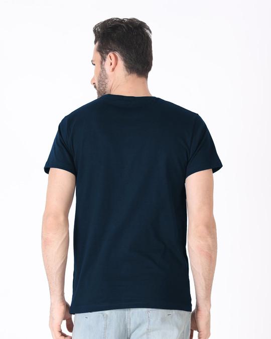 Shop Sideways Mickey Half Sleeve T-Shirt (DL)-Full