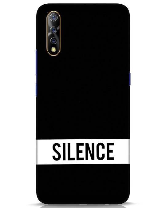 Shop Silence Vivo S1 Mobile Cover-Front