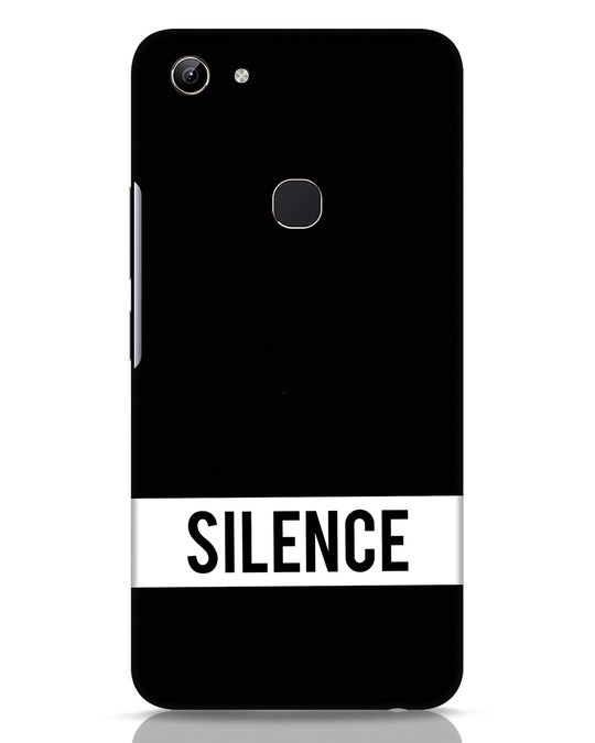 Shop Silence Vivo Y81 Mobile Cover-Front