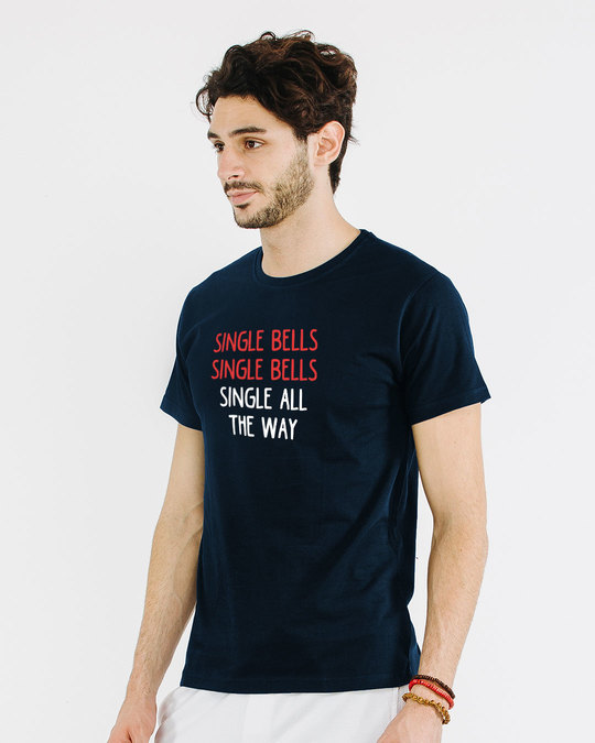 Shop Single All The Way Half Sleeve T-Shirt-Full