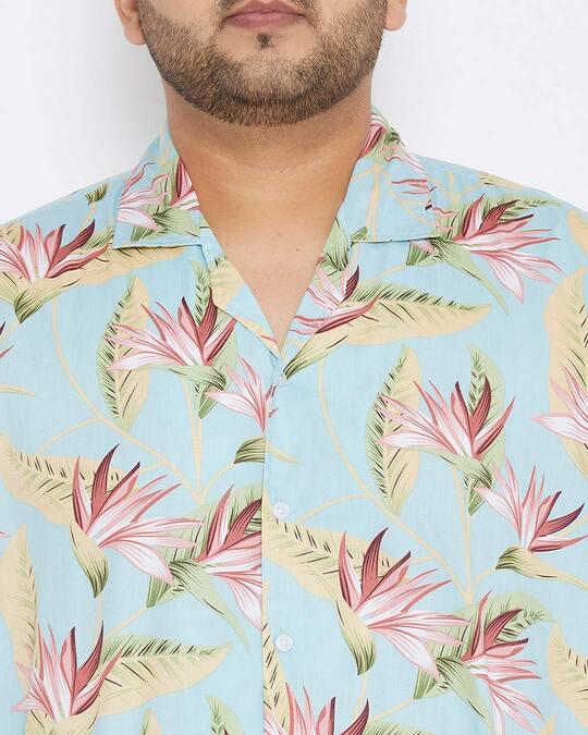 Shop Size Men Stylish Graphic Design Half Sleeve Casual Shirts