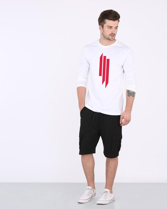 Shop Skrlx Full Sleeve T-Shirt