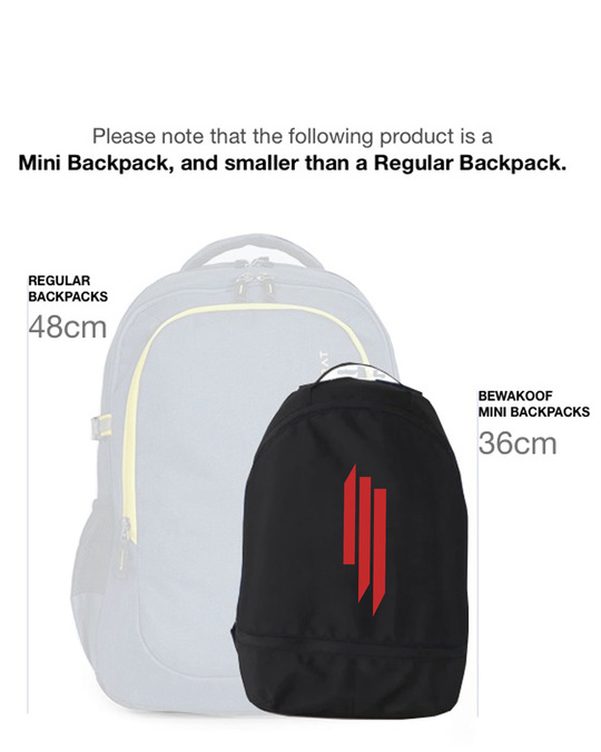 Shop Skrlx Small Backpack-Back
