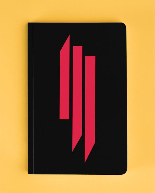 Shop Skrlx Notebook-Front
