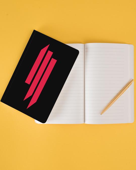 Shop Skrlx Notebook-Back
