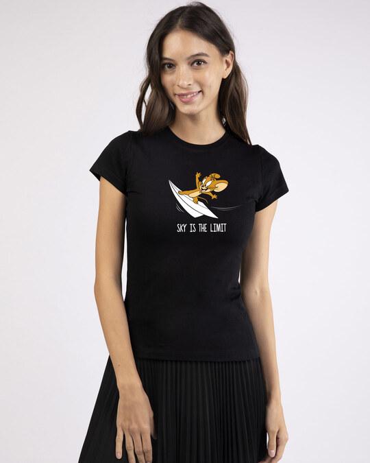 Shop Sky Is The Limit Jerry Half Sleeve T-Shirt ( TJL )-Design