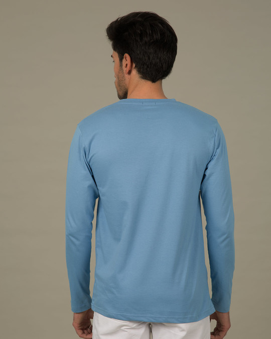 Shop Sleep Bunny Full Sleeve T-Shirt-Back