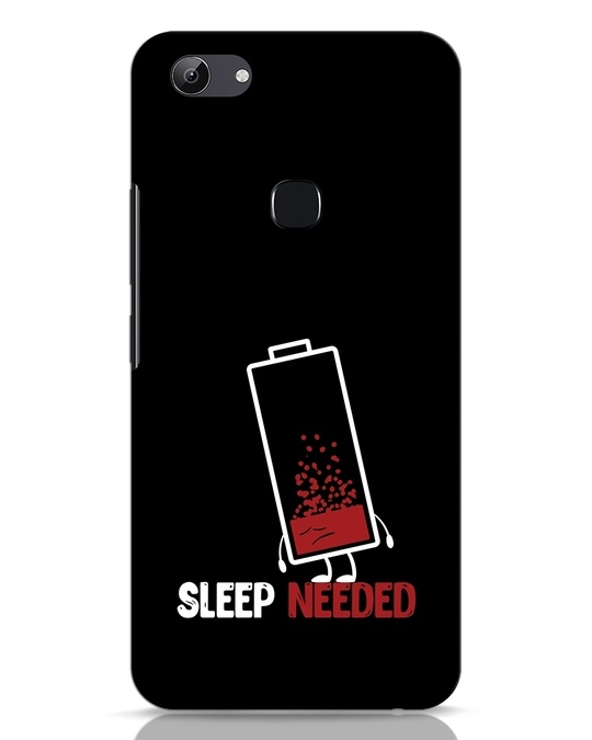 Shop Sleep Needed Vivo Y83 Mobile Cover-Front