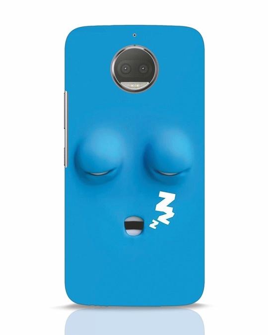 Shop Sleepy Head Moto G5s Plus Mobile Cover-Front