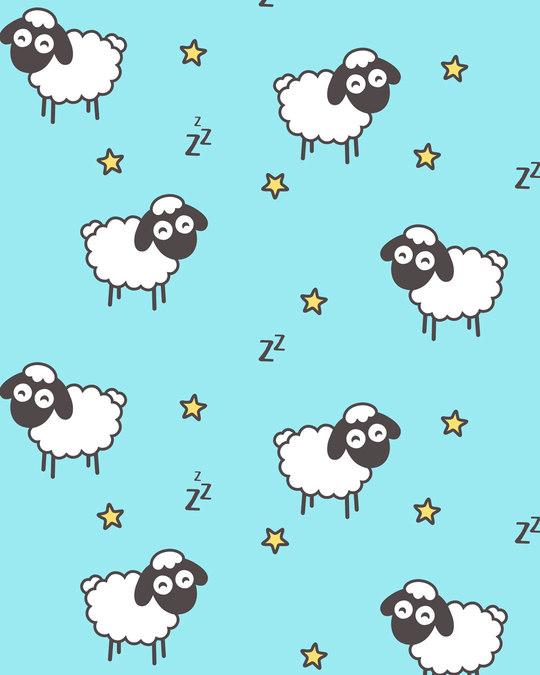 Shop Sleepy Sheep All Over Printed Boxer
