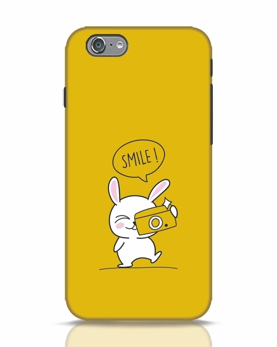 Shop Smile Please iPhone 6s Mobile Cover-Front