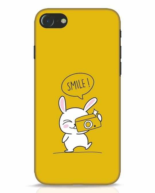Shop Smile Please iPhone 7 Mobile Cover-Front