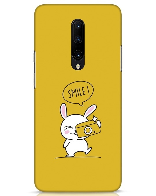 Shop Smile Please OnePlus 7 Pro Mobile Cover-Front
