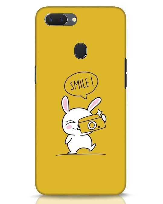 Shop Smile Please Realme 2 Mobile Cover-Front
