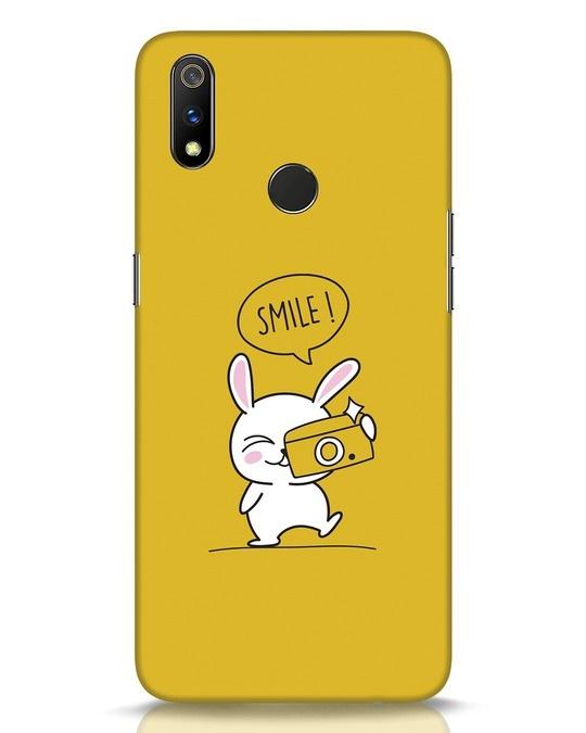 Shop Smile Please Realme 3 Pro Mobile Cover-Front