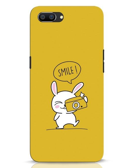 Shop Smile Please Realme C1 Mobile Cover-Front