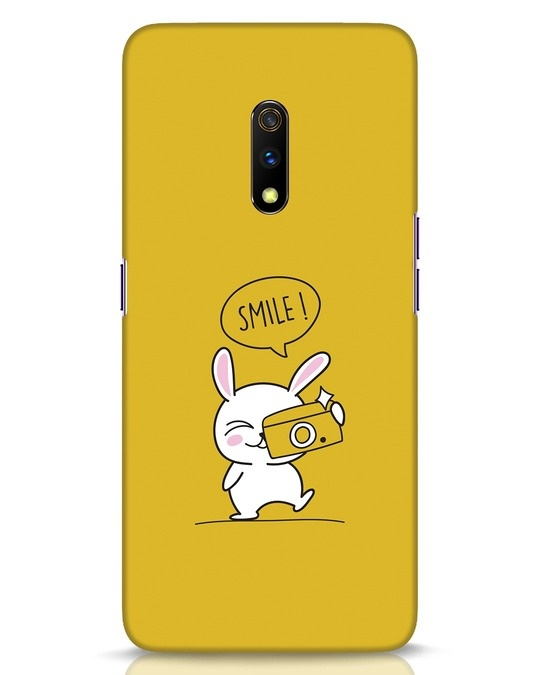 Shop Smile Please Realme X Mobile Cover-Front