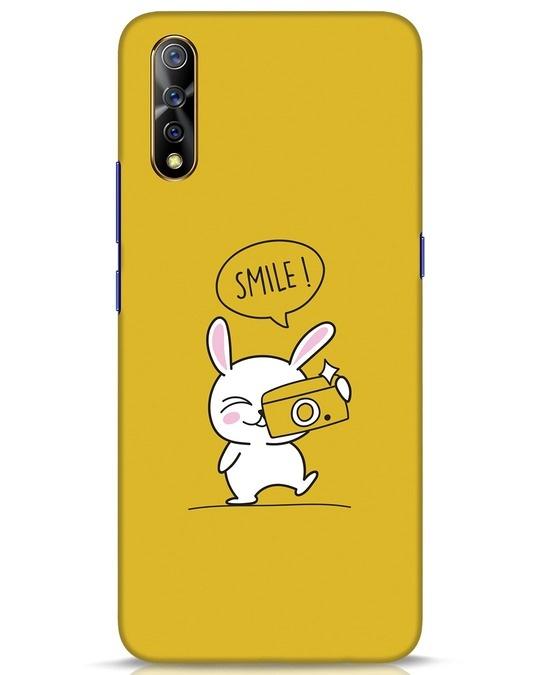 Shop Smile Please Vivo S1 Mobile Cover-Front