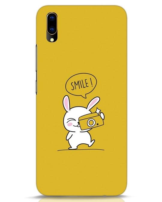Shop Smile Please Vivo V11 Pro Mobile Cover-Front