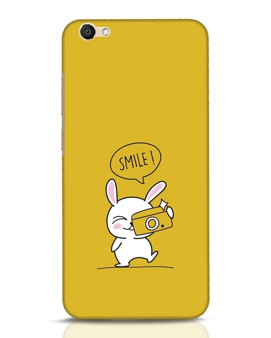 Shop Smile Please Vivo V5 Mobile Cover-Front
