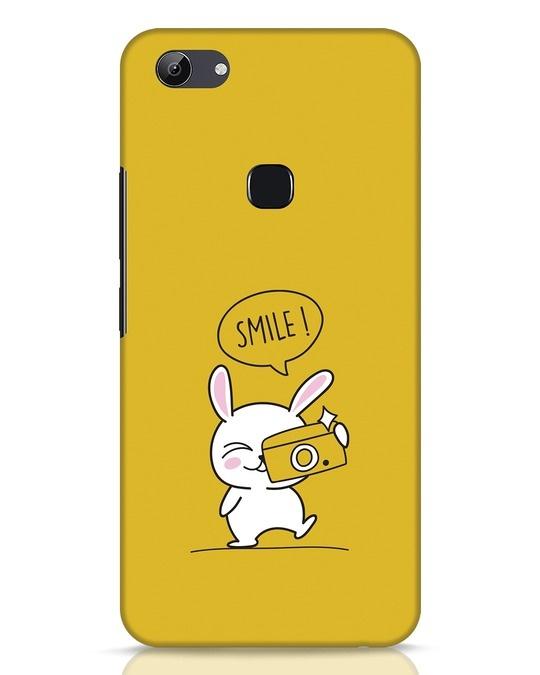 Shop Smile Please Vivo Y83 Mobile Cover-Front