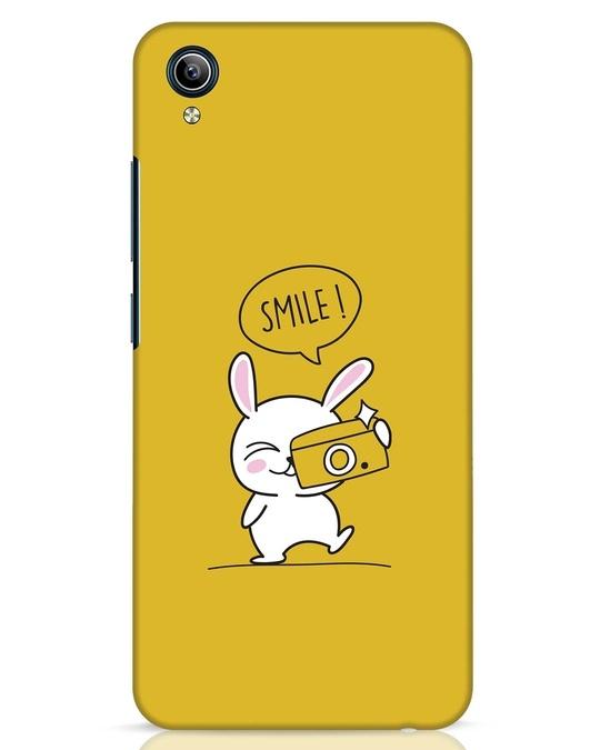 Shop Smile Please Vivo Y91i Mobile Cover-Front