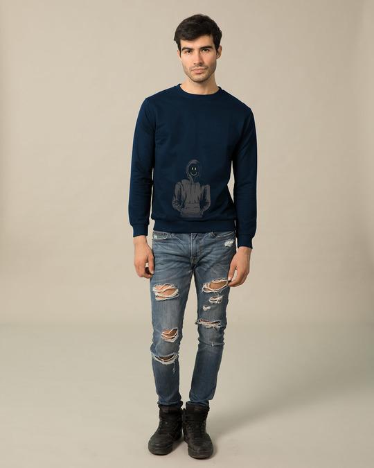 Shop Smiley Guy Sweatshirt-Design