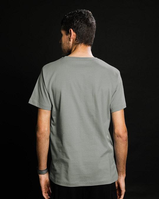 Shop Smoke Merge Half Sleeve T-Shirt-Full