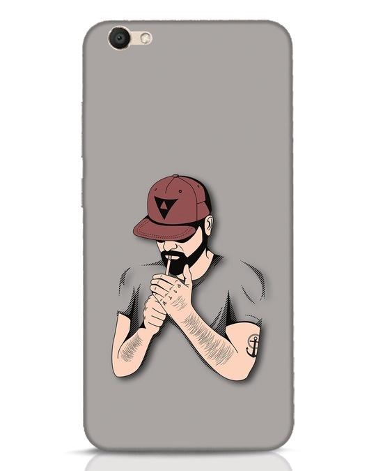 Shop Smoke Merge Vivo V5 Mobile Cover-Front
