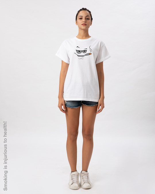 Shop Smokey Boyfriend T-Shirt