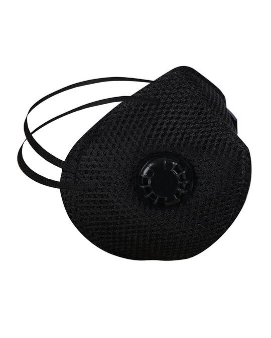 Shop Black Mesh Overhead 3pc Bundle Mask-Full